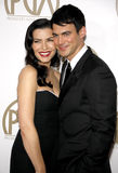 Julianna Margulies and Keith Lieberthal Stock Image