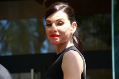 Julianna Margulies  Royalty Free Stock Photo