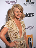 Julianne Hough Stock Images