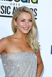 Julianne Hough arrives at the 2012 Billboard Awards Stock Image