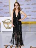 Julianne Moore royalty-vrije stock foto