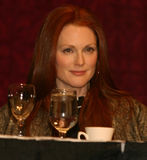 Julianne Moore at awards ceremony Royalty Free Stock Photo