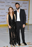 Julianne Moore & Bart Freundlich Stock Photography