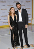 Julianne Moore & Bart Freundlich Stock Photo