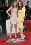 Julianne Moore & Chloe Grace Moretz Royalty Free Stock Photo