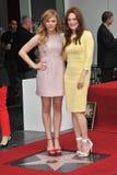 Julianne Moore & Chloe Grace Moretz Stock Photo