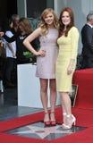 Julianne Moore & Chloe Grace Moretz Royalty Free Stock Photo
