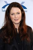 Julianne Moore. At the Comedy for a Cure 2006 to benefit the TS Alliance and Clothers Off Our Backs. The Henry Fonda Music Box Theater, Hollywood, CA. 04-02-06 Stock Image