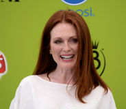 Julianne Moore an Giffoni-Film-Festival 2017 lizenzfreie stockfotos