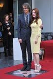 Julianne Moore & Jay Roach Fotografia Stock