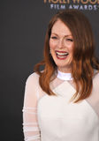 Julianne Moore. LOS ANGELES, CA - NOVEMBER 14, 2014: Julianne Moore at the 2014 Hollywood Film Awards at the Hollywood Palladium Stock Photo