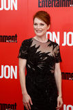 Julianne Moore. NEW YORK-SEP 12: Actress Julianne Moore attends the Don Jon New York premiere at the SVA Theater on September 12, 2013 in New York City Stock Image