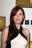 Julianne Moore at the Second Annual Critics' Choice Television Awards, Beverly Hilton, Beverly Hills, CA 06-18-12 Stock Photos