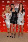 Julie Benz,Audrina Patridge,Caroline D'Amore Royalty Free Stock Photo