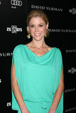 Julie Bowen. LOS ANGELES - OCT 18: Julie Bowen arriving at the PS Arts 20th Anniversary Event at the Sunset Tower Hotel on October 18, 2011 in West Hollywood, CA stock photo