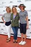 Julie Bowen, Ali Wentworth, Christa Miller Stock Image