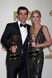 Julie Bowen, Ty Burrell Stock Photography