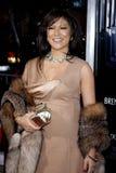 Julie Chen Stockbild