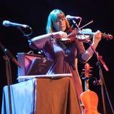 Julie Fowlis und Band Stockfotos