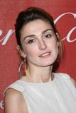 Julie Gayet Stock Images