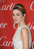 Julie Gayet Stock Photography