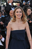Julie Gayet Royalty Free Stock Photography