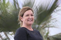 Julie Huntsinger woont de Juryv.n. bij Bepaalde Achting royalty-vrije stock afbeelding