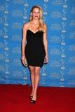 Julie Marie Berman kommt zu den 2012 kreativen TagesEmmy Awards Stockbild