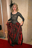 Julie Newmar arkivbild