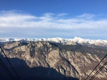Julien alps Royalty Free Stock Images