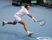 Julien BENNETEAU (FRA) at BNP Masters 2009 Royalty Free Stock Photos