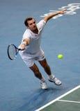 Julien BENNETEAU (FRA) at BNP Masters 2009 Stock Photo