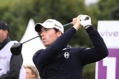 Julien Guerrier, Vivendi golf cup, sept 2010 Stock Images