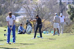 Julien Quesne Andalucia Golf Open, Marbella Royalty Free Stock Image