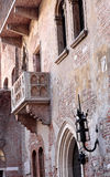 Juliet balcony Royalty Free Stock Photo