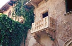 Juliet Capulet Balcony en Verona, Italia Foto explorada de la película fotografía de archivo