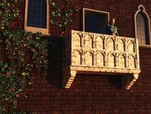 Juliet en su balcón libre illustration