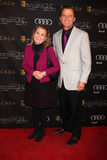 Juliet Mills, Maxwell Caufield Royalty Free Stock Photography