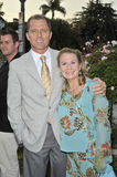 Juliet Mills, Maxwell, Maxwell Caulfield Stock Photography