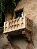 Juliet's balcony Verona Stock Images
