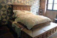Juliet's bed in Verona Royalty Free Stock Photo