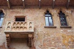 Juliet's house Royalty Free Stock Photos
