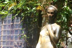 Juliet Statue in Verona Royalty Free Stock Photography