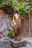 Juliet staue in Verona, Italy Stock Photography