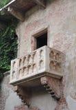 Juliet& x27; balcone di s Fotografia Stock Libera da Diritti