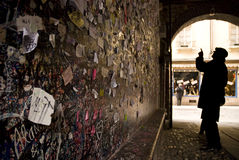 Juliets Haus, Verona, Italien Lizenzfreie Stockbilder