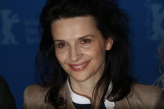Juliette Binoche Fotos de Stock Royalty Free