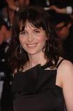 Juliette Binoche Stock Image