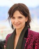 Juliette Binoche attends the `Slack Bay` Stock Images