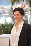 Juliette Binoche Royalty Free Stock Image